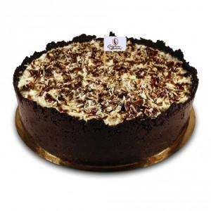 Babičin domácí dort z bílé čokolády
